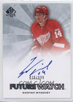 Autographed Future Watch - Gustav Nyquist /999