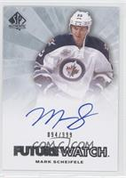 Autographed Future Watch - Mark Scheifele /999