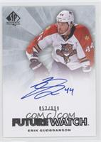 Autographed Future Watch - Erik Gudbranson /999