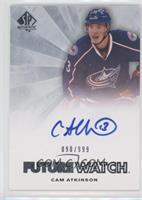 Autographed Future Watch - Cam Atkinson /999