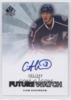 Autographed Future Watch - Cam Atkinson #/999