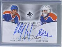 Paul Coffey, Grant Fuhr /35