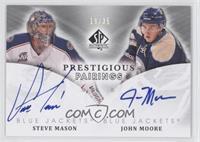 Steve Mason, John Moore /35