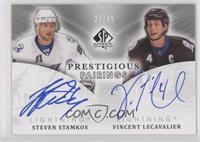 Steven Stamkos, Vincent Lecavalier /35