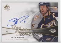 2015-16 SPA Update - Shea Weber
