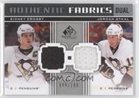 Sidney Crosby, Jordan Staal /100