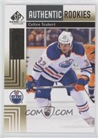 Authentic Rookies - Colten Teubert #/50