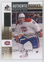 Authentic Rookies - Frederic St. Denis /50