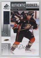 Maxime Macenauer #/699