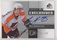 Ben Holmstrom #/100