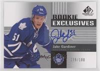 Jake Gardiner /100