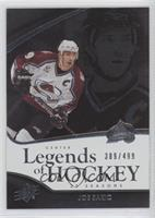 Legends of Hockey - Joe Sakic #/499