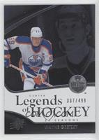Legends of Hockey - Wayne Gretzky /499