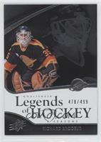 Legends of Hockey - Richard Brodeur /499