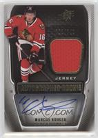 SPx Auto Rookie Jerseys - Marcus Kruger /799