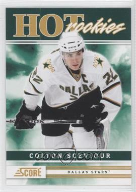 2011-12 Score - [Base] #508 - Colton Sceviour