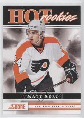 2011-12 Score - [Base] #565 - Matt Read