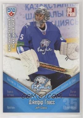 2011-12 Sereal KHL Season 4 - Barys Astana #BAR 002 - Jeff Glass