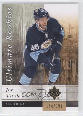 2011-12 Ultimate Collection - [Base] #105 - Joe Vitale /399