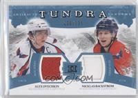 Alex Ovechkin, Nicklas Backstrom /225