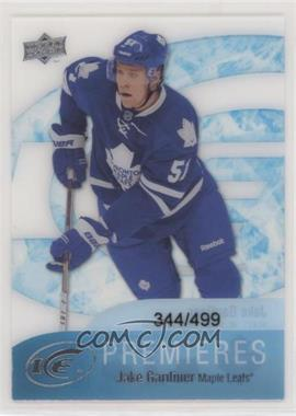 2011-12 Upper Deck Ice Premieres - Multi-Product Insert [Base] #77 - Jake Gardiner /499