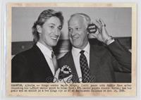 Gordie Howe, Wayne Gretzky
