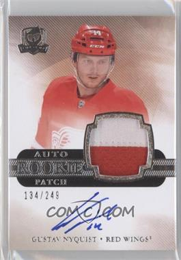 2011-12 Upper Deck The Cup - [Base] #116 - Gustav Nyquist /249