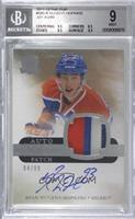 Ryan Nugent-Hopkins [BGS 9 MINT] #/99