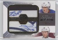 Ryan Nugent-Hopkins, Gabriel Landeskog #/15