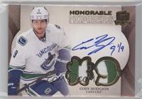 Cody Hodgson #/9