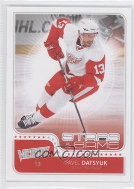 2011-12 Upper Deck Victory - Stars of the Game #SOG-PD - Pavel Datsyuk