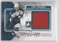 Heroes and Prospects - Cody Hodgson /1