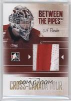 Between the Pipes - Jean-Francois Berube #/1