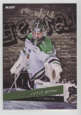 2012-13 Card Cabinet SHL Elitset - The Wall #6 - Martin Gerber