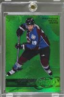 Joe Sakic #6/10