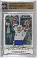 Mike Bossy (First Rookie to Score 50) [Uncirculated] #/10
