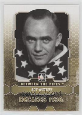 2012-13 In the Game Between the Pipes - [Base] #179 - Roy Worters