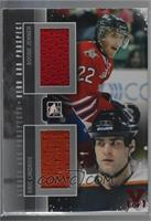 Boone Jenner, Eric Lindros [Noted] #/1