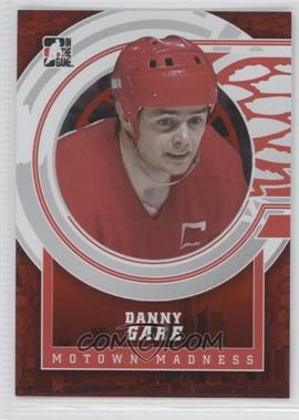 2012-13 In the Game Motown Madness - [Base] - Red #45 - Danny Gare