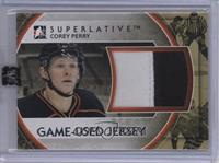 Corey Perry [Uncirculated] #/30