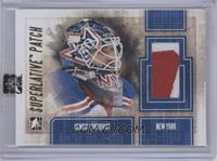 Henrik Lundqvist [Uncirculated] #/9