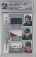 Mats Sundin, Keith Tkachuk, Tony Amonte [Uncirculated] #/24