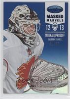 Masked Marvels - Miikka Kiprusoff /50