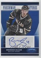 Freshman Signatures - Brenden Dillon #/99