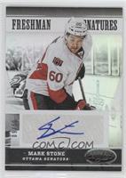 Freshman Signatures - Mark Stone /50