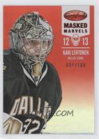 Masked Marvels - Kari Lehtonen /100