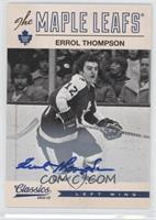 Errol Thompson