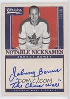 Johnny Bower /50