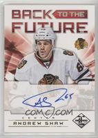 Andrew Shaw, Jeremy Roenick #/25