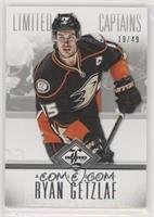 Limited Captains - Ryan Getzlaf #/49